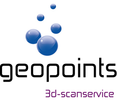 Geopoints 3D-scanservice